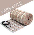 cable mat underfloor heating cable type