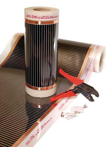 ceiling heating film