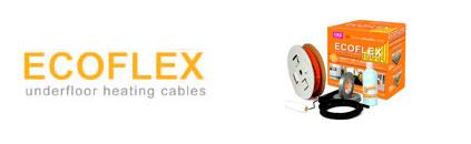 ecoflex underfloor heating cables