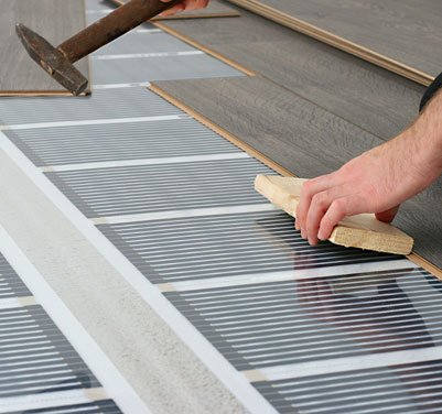 Underfloor Heating Installation Edinburgh Glasgow Amp Scotland