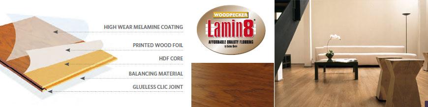 Laminate Flooring examples