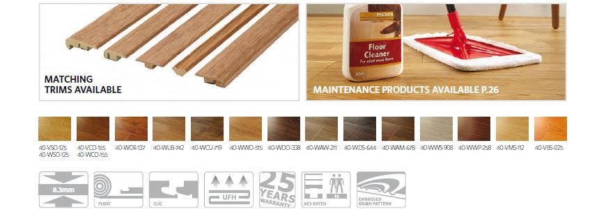 Laminate Flooring trims