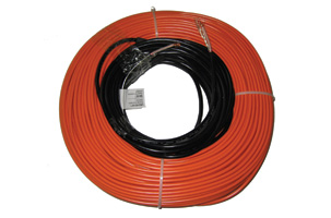 underfloor heating inscreed cables