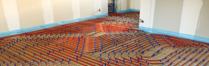 With a Carbon Heat Ltd Water Under Floor Heating System, you can